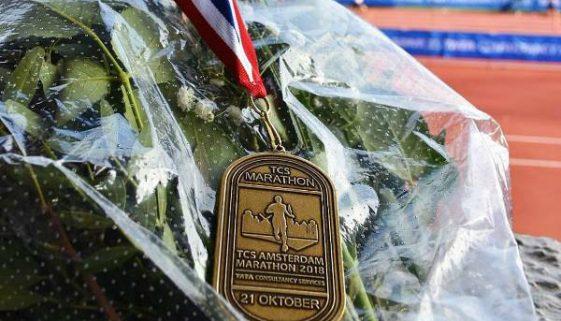 Amsterdam-2018-3 GJ Wassink medal
