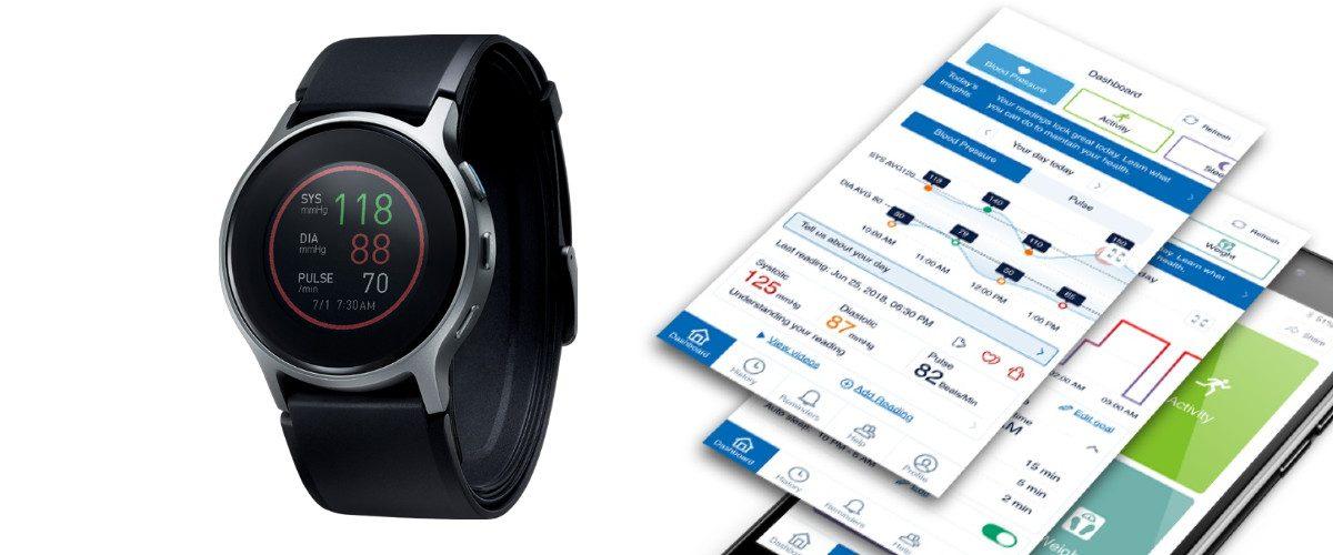 omron horloge en app2