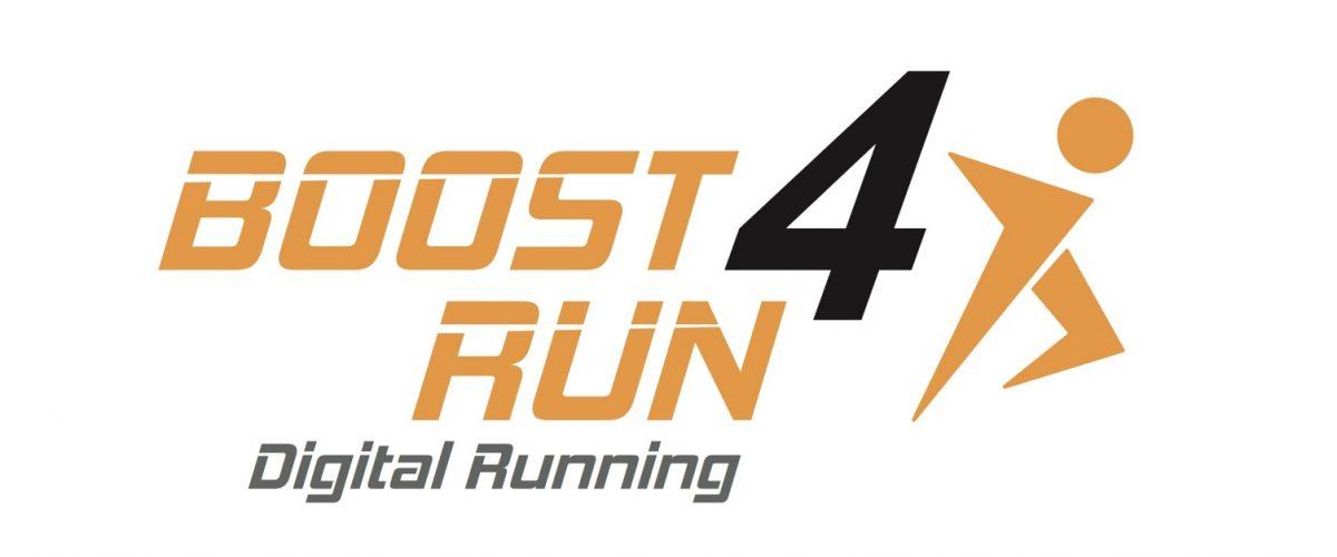 Boost4Run logo