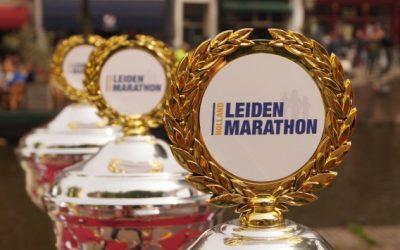 leiden marathon bekers bart juffermans