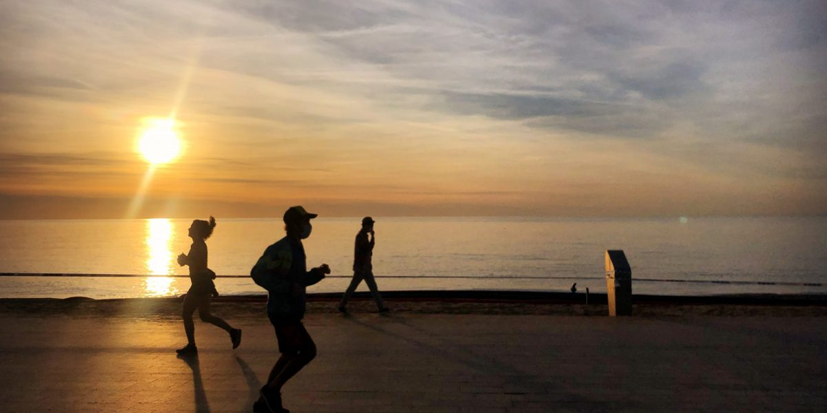 Los Runners mogen weer los in Barcelona
