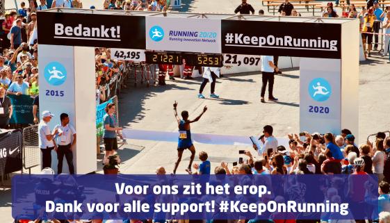 running 2020 afscheidpost v3